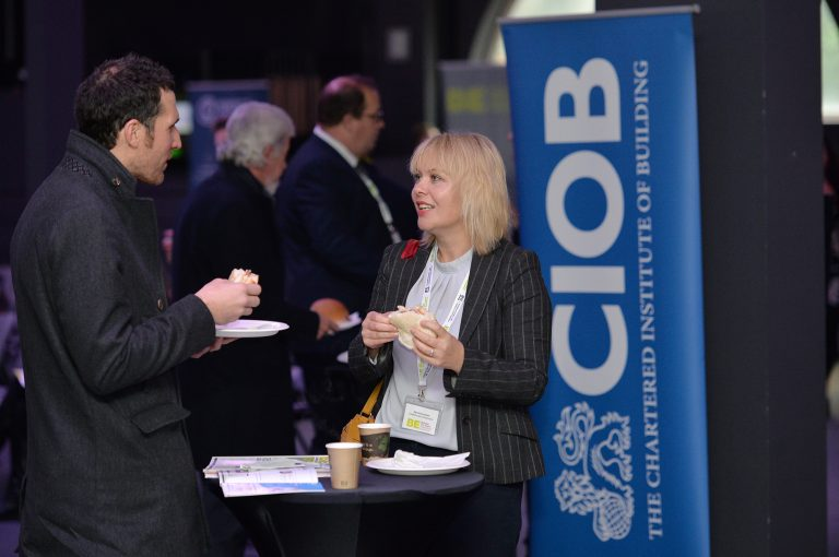 CIOB Partnered Networking Event