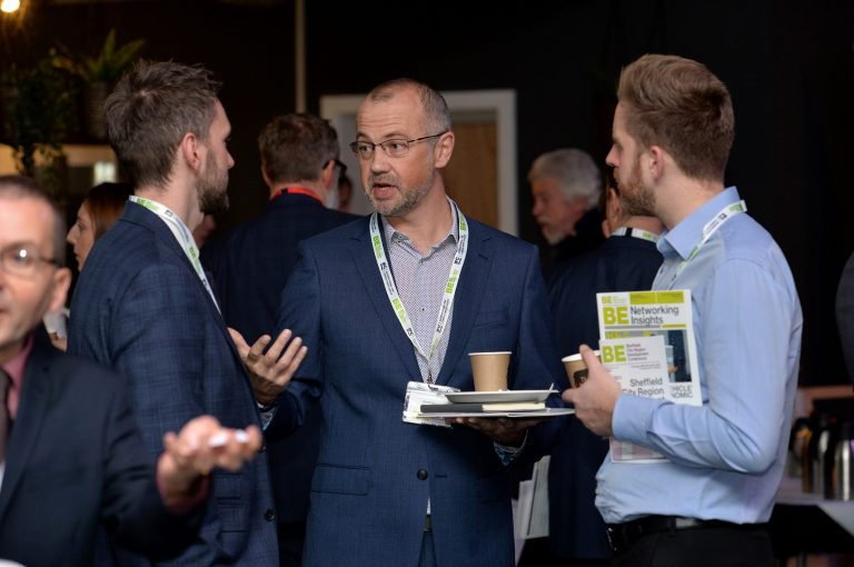 Networking in Sheffield for the Construction Industry