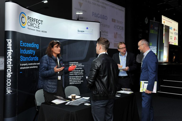 Perfect Circle Partnered Construction Event