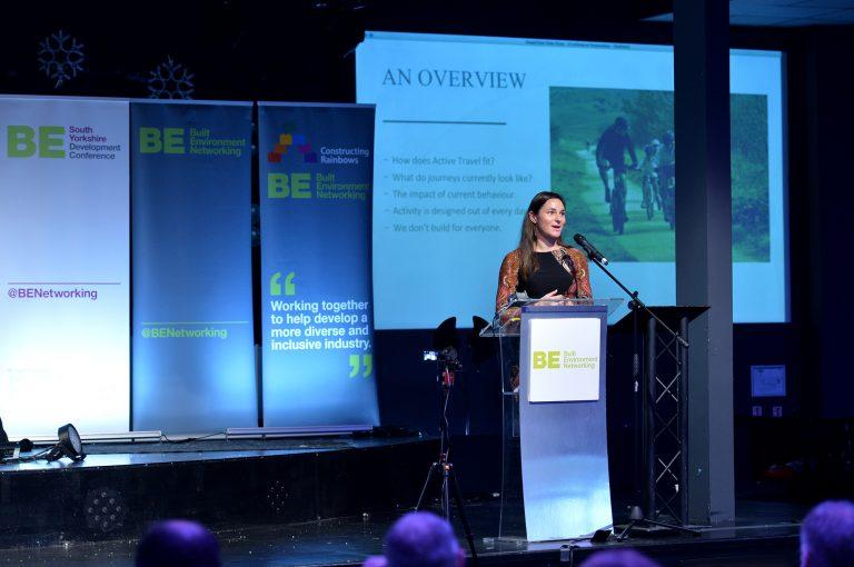 Dame Sarah Storey of Sheffield City Region LEP