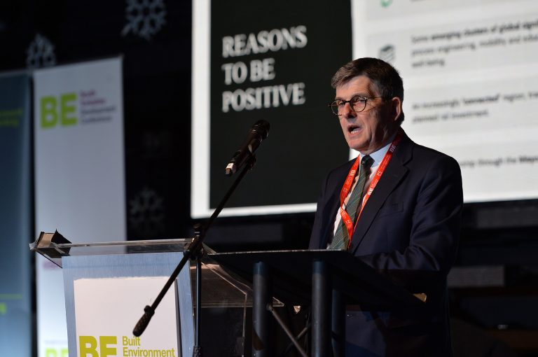 Dr Dave Smith of Sheffield City Region