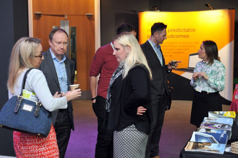 Networking in the Mega Centre