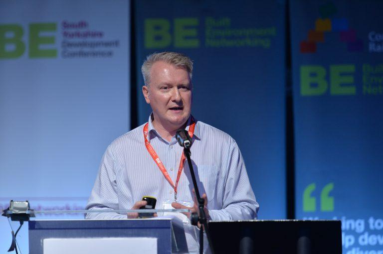 Greg Wade of University's UK