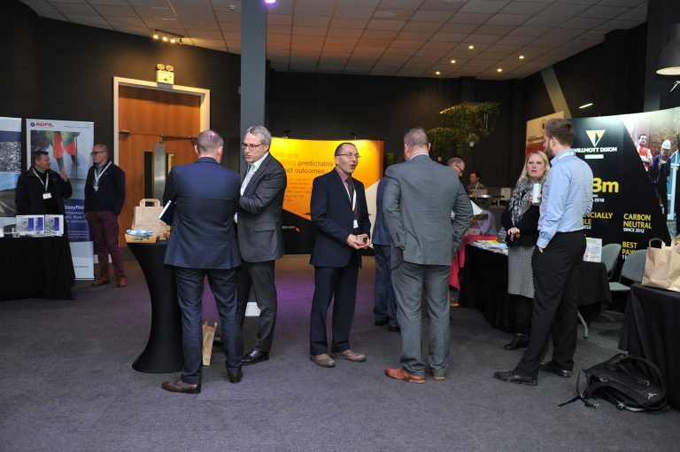 Networking in Sheffield for the Sheffield City Region Development