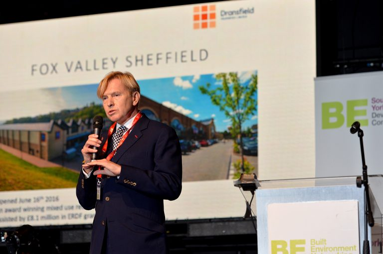 Mark Dransfield of Dransfield Properties