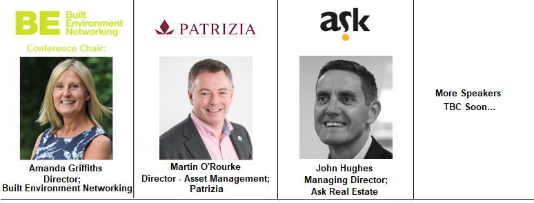 Manchester January Patrizia Martin O'Rourke John Hughes Ask Real Estate