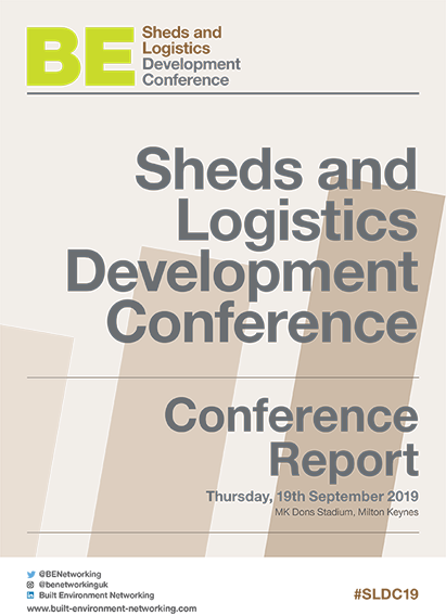 Sheds and Logistics Output Report