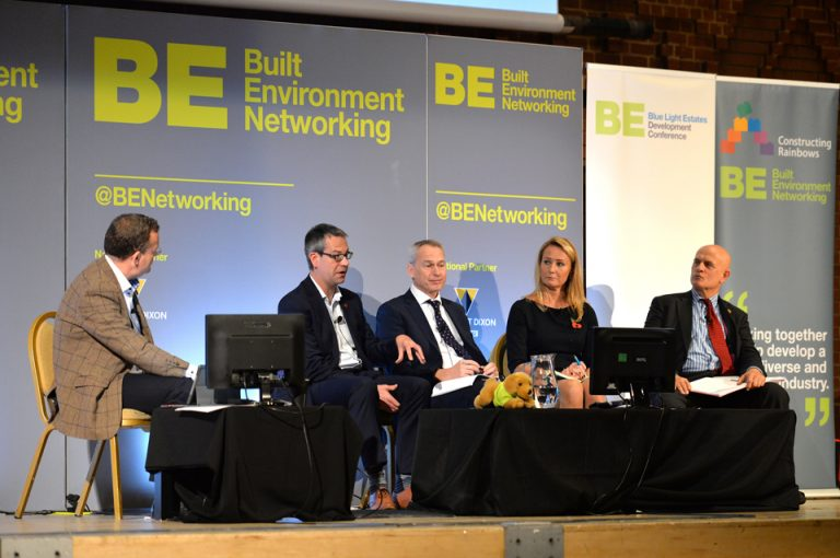 Built Environment Networking