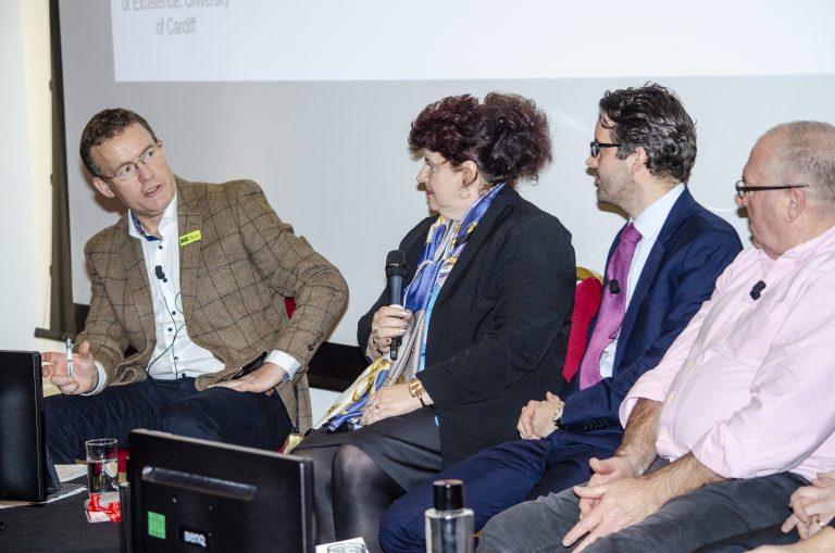panel debate