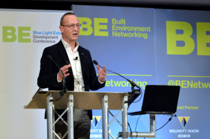 Blue Light Estates Development Conference Nov 19