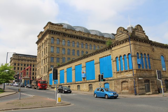 Lister Mills (copyright Purcell)