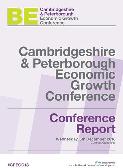 Cambridge Peterborough Economic Growth Conference