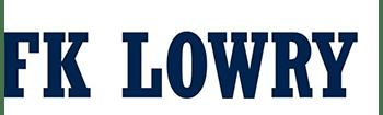 FK Lowry Logo