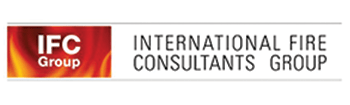 IFC International Fire Consultants Group Logo National Partner