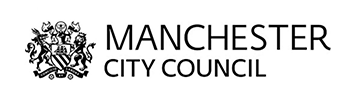 Manchester City Council Logo