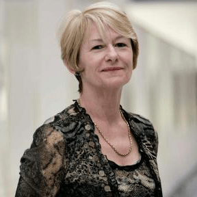 Dame Nancy Rothwell Manchester University