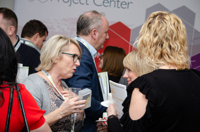built environment networking events
