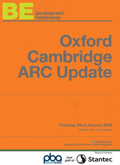 Oxford Cambridge arc report