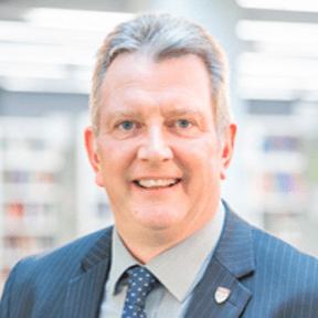 Lancaster University; Paul Morris, Director of Capital Development and Estate Operations