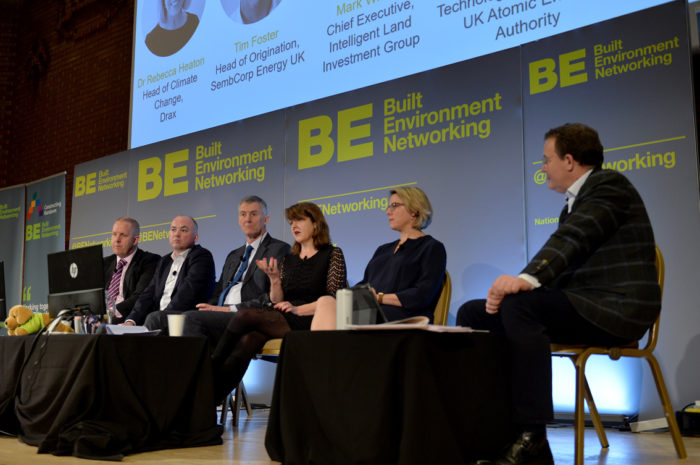 built environment networking