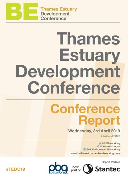 Thames Estuary Development Conference