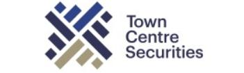 Town Centre Securities Logo TCS