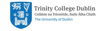 Trinity College Dublin University