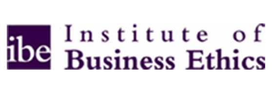 Ibe Institute of Business Ethics Logo