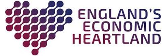 England Economic Heartland Logo
