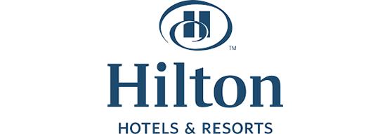 Hilton Hotels Resorts Logo