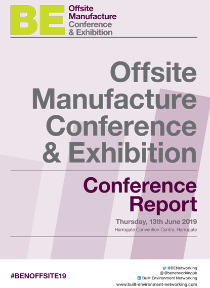Offsite manufacture