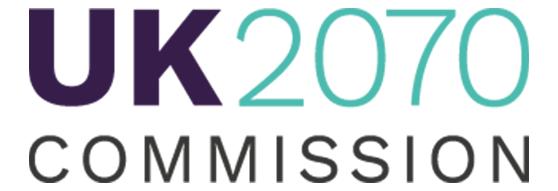 UK 2070 Commission Logo