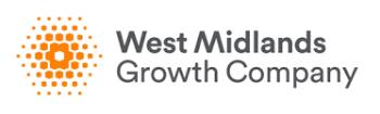 West Midlands Growth Company Logo