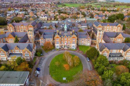 Portsmouth Milton St James Hospital