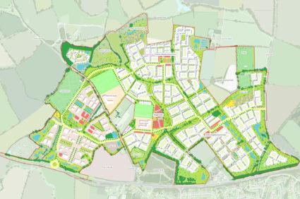 Oxfordshire Grosvenor Garden Village West