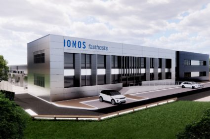 IONOS Data Centre Worcester Six Stoford