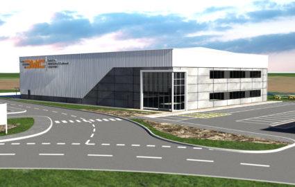 MEPC digital facility silverstone park