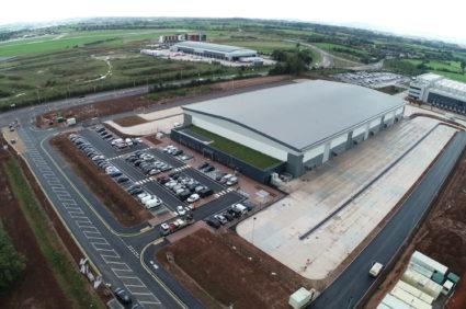 Exeter Logistics Stoford