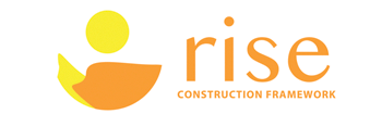 Rise Logo Construction Framework